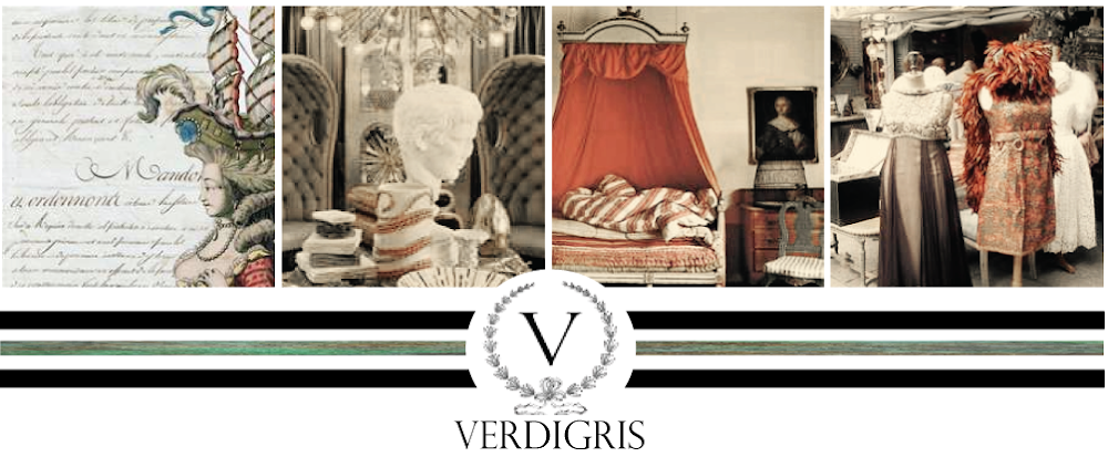 Verdigris Vintage Decor, Fashion, Lifestyle