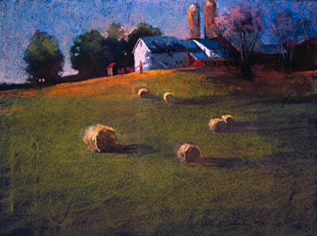 Artists In Pastel Aline Ordman