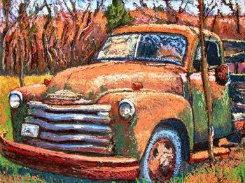 Artists in Pastel: Sean Dye