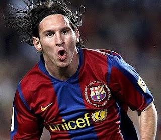 Messi salário