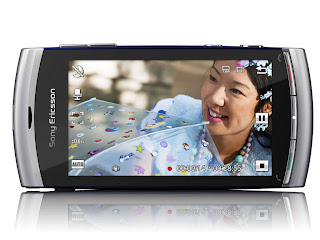 Novo celular Sony Ericsson