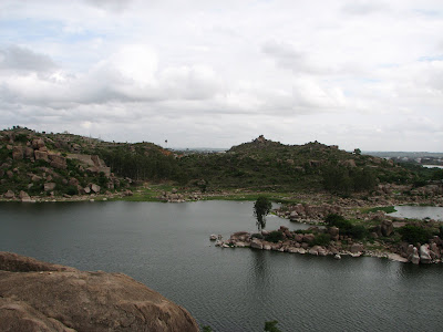 Beautiful Vista of Durgam Cheruvu aka Secret Lake, Hyderabad