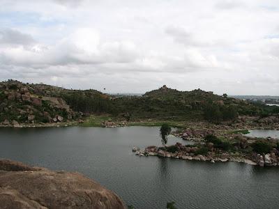Beautiful Vista of Durgam Cheruvu aka Secret Lake, Hyderabad