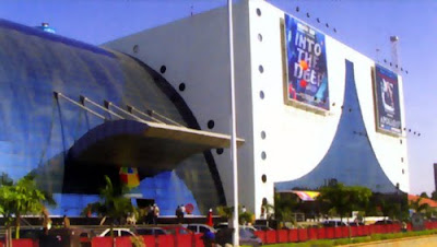 Prasad's IMAX Theater Facade