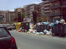 la munnizza di Palermo non fa notizia