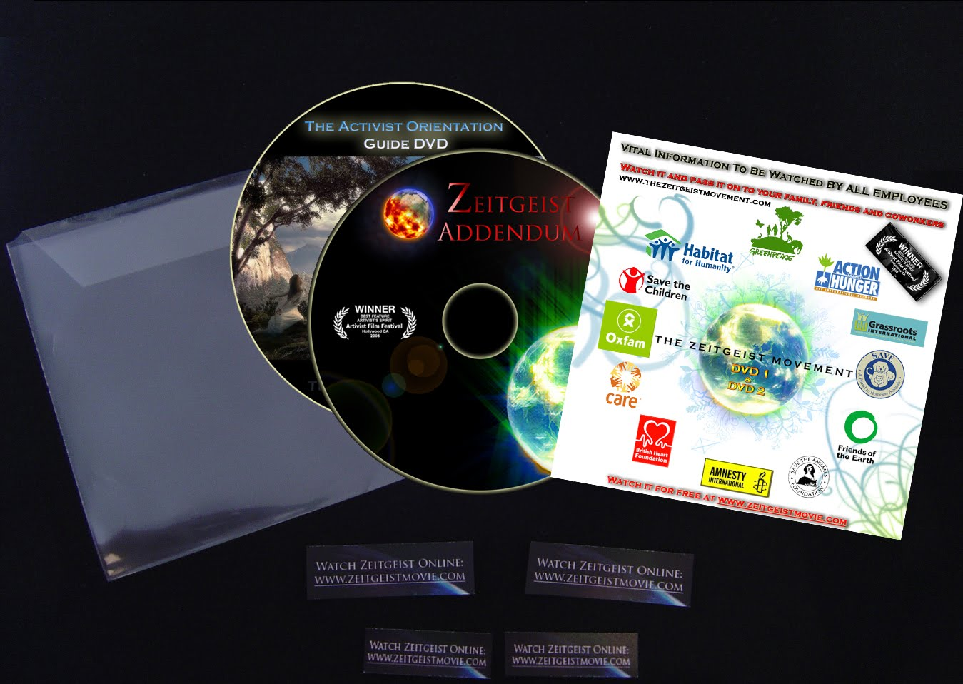 DVD Set by Factual Solutions