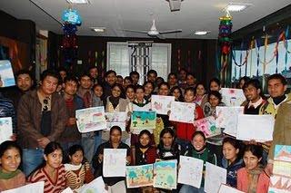 Creation Of NIIT Students