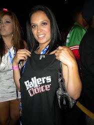 She's A BALLER!