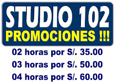 STUDIO 102 - Promociones