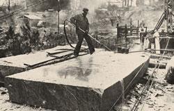 Construcción Piedras de Georgia