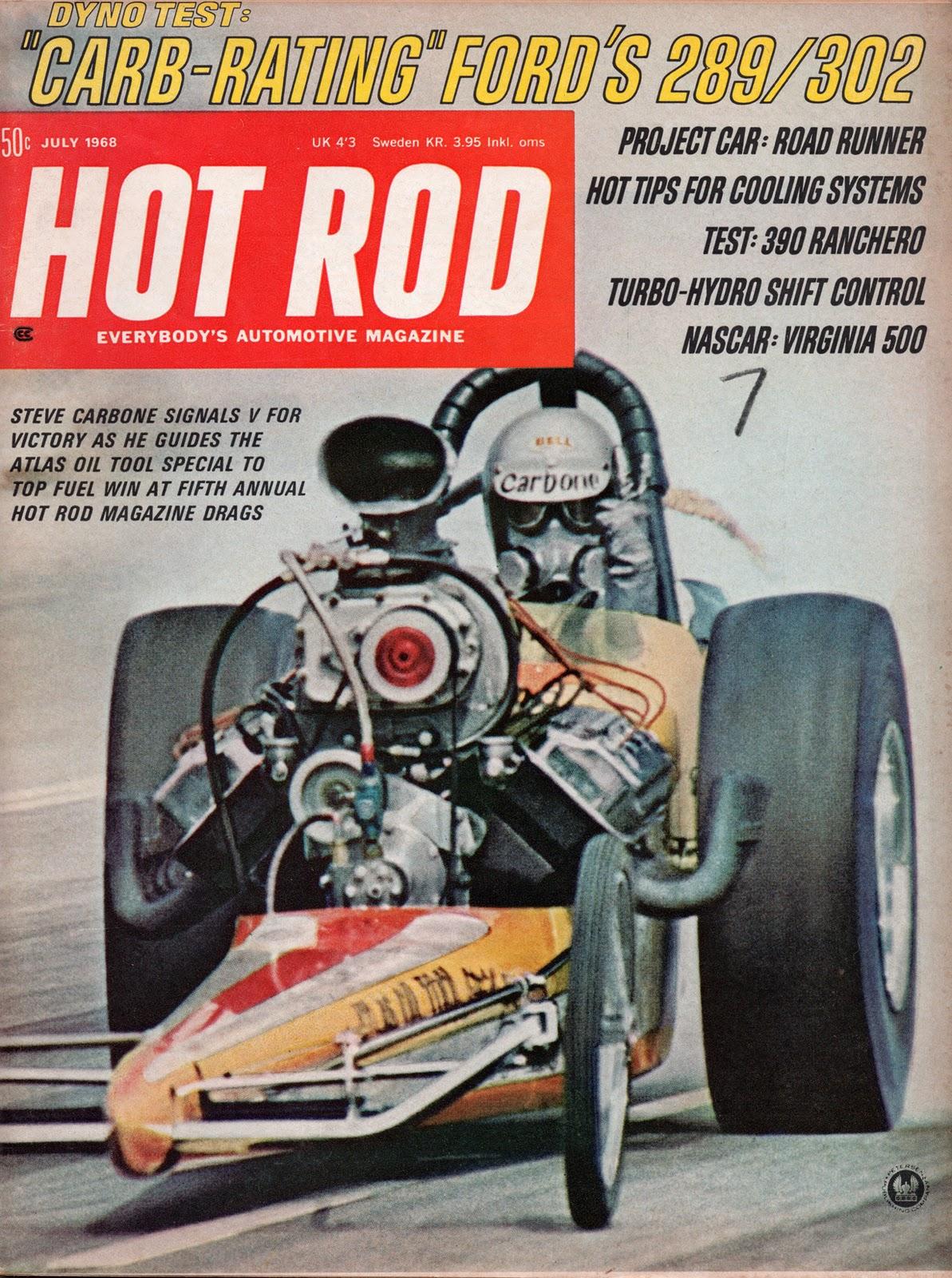 racefriv.com: Hot Rod