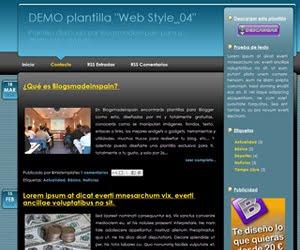 Descargar plantilla Web Style_04