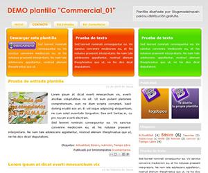 Descargar plantilla Commercial_01