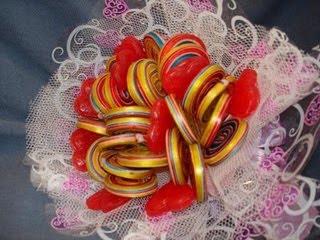 Bouquet de Pirulitos   Novidades para Casamento!