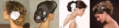 knot1 Penteados para Noivas