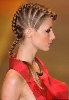 penteados formatura 14 Penteados para Noivas e Madrinhas