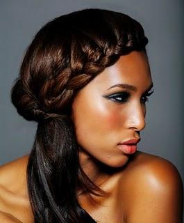 Amber Penteados   Cabelos Afros