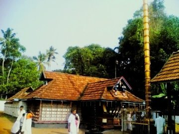 Neervilakom Ayyappa Temple
