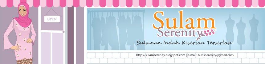 Sulam Serenity