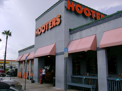 Hooters Pantyhose by Tamara
