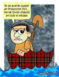 ...AGUAS CON EL AGUA !!!