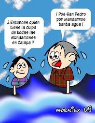 ...TE PASAS SAN PEDRO !!!
