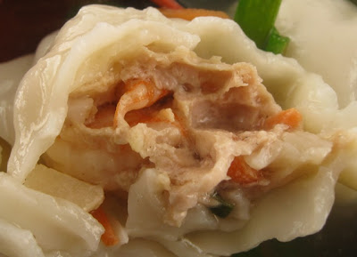 My Asian Kitchen: Sui Kow / Shrimp Dumpling in Soup