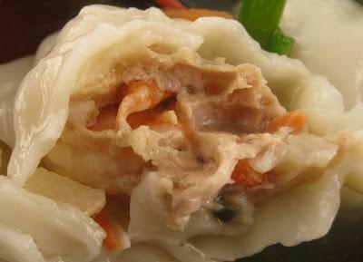 My Asian Kitchen: Sui Kow / Shrimp Dumpling in Soup