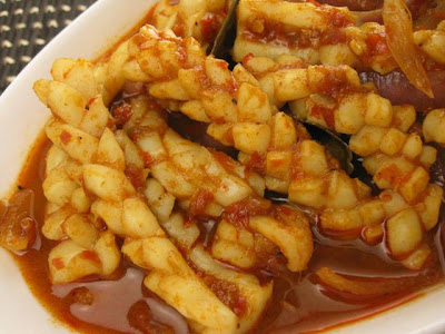 how to clean and cook squid