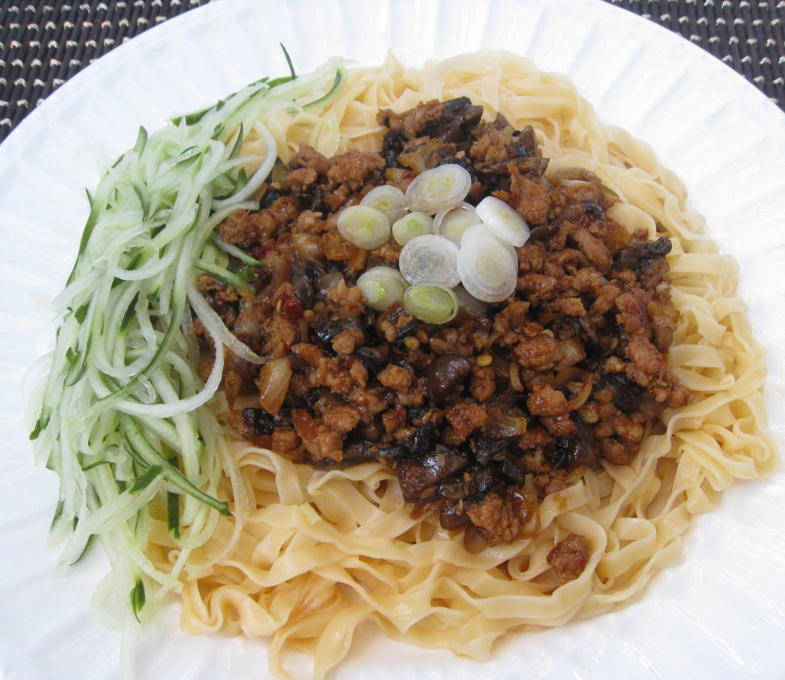 For asian noodles sauce