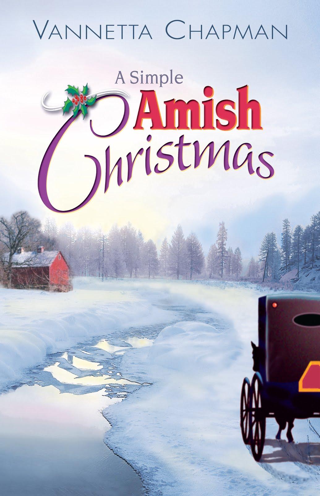 Amish Christmas Books