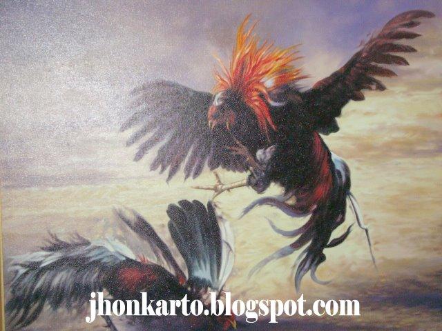 Sambung Ayam Diangkat Ke Pentas Seni