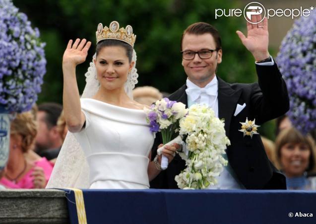 royals amp fashion mairage de la princesse victoria