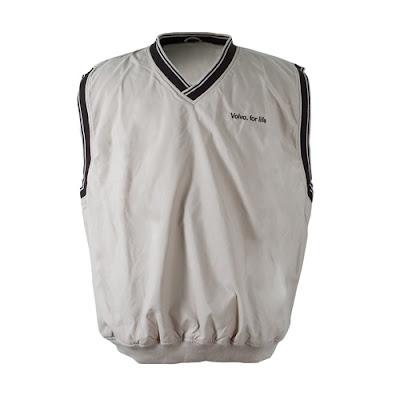 Men's Pullover Vest Volvo
