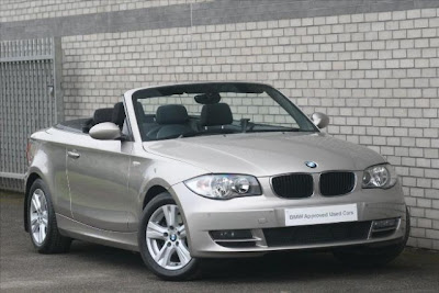 BMW 1 Series Convertible 120d SE