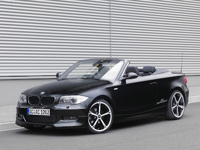 BMW 1 Series Convertible 123d M Sport