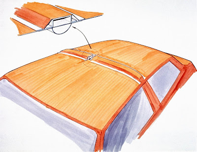 Volvo VESC roof-sketch
