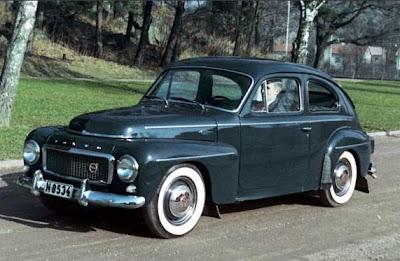 Volvo PV 179 Margarete Rose 1953