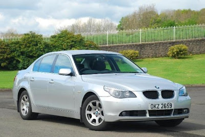 BMW 5 Series Saloon 530i SE
