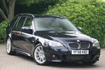 BMW 5 Series Touring 530i M Sport