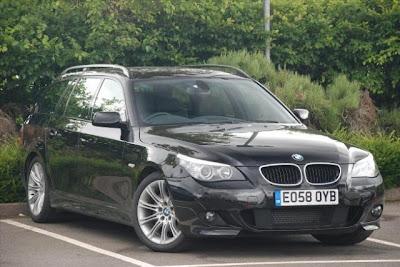 BMW 5 Series Touring 520d M Sport