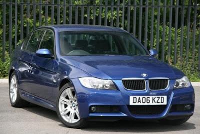 BMW 3 Series Saloon 318i M Sport