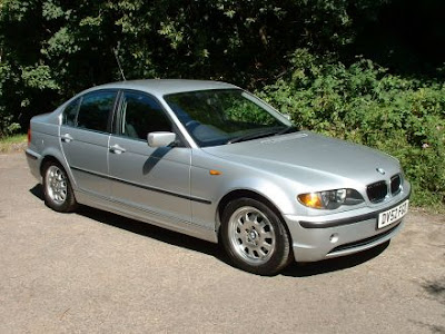BMW 3 Series Saloon 320i ES
