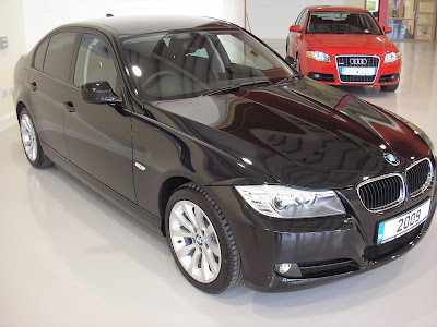 BMW 3 Series Saloon 318d SE