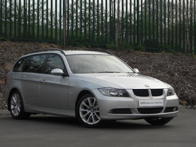 BMW 3 Series Touring 318i SE
