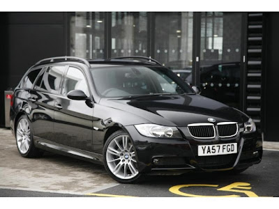 BMW 3 Series Touring 318i M Sport