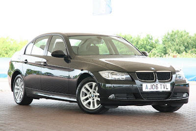 BMW 3 Series Saloon 325d SE