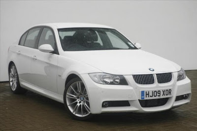 BMW 3 Series Saloon 325d M Sport