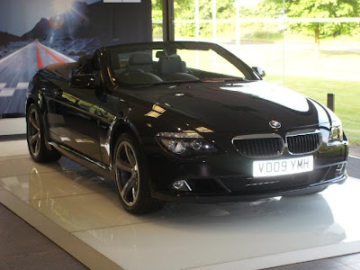 BMW 6 Series Convertible 630i