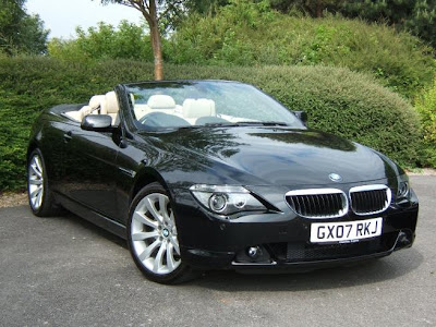 BMW 6 Series Convertible 630i Sport